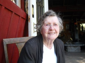 EMILY ALSTON SCHOLEN Canadian painter, Quesnel, B.C., Canada
