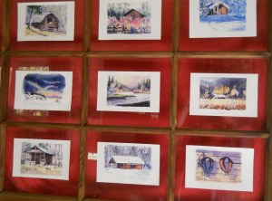 Prints of original watercolors PAT HARTLEY, Canadian painter, Nazko, B.C., Canada 2014 (c) Copyrighted All Rights Reserved
