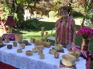 Original wooden crafts by HEINZ FRANZKE, Canadian wood crafter, Quesnel, B.C., Canada (c)2014  Copyrighted All rights reserved