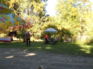 RAPTOR RIDGE LAWN PARTY!
