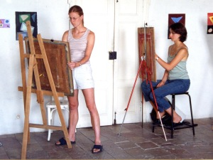 g-Figure drawing class-1