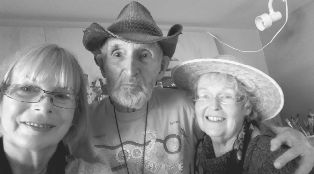 Artists: Doris Anderson, Don Sharpe, Laara William Sen